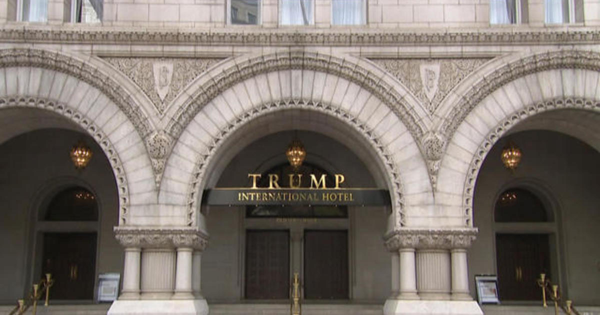 Trump Organization to put D C  hotel up for sale after ethics questions