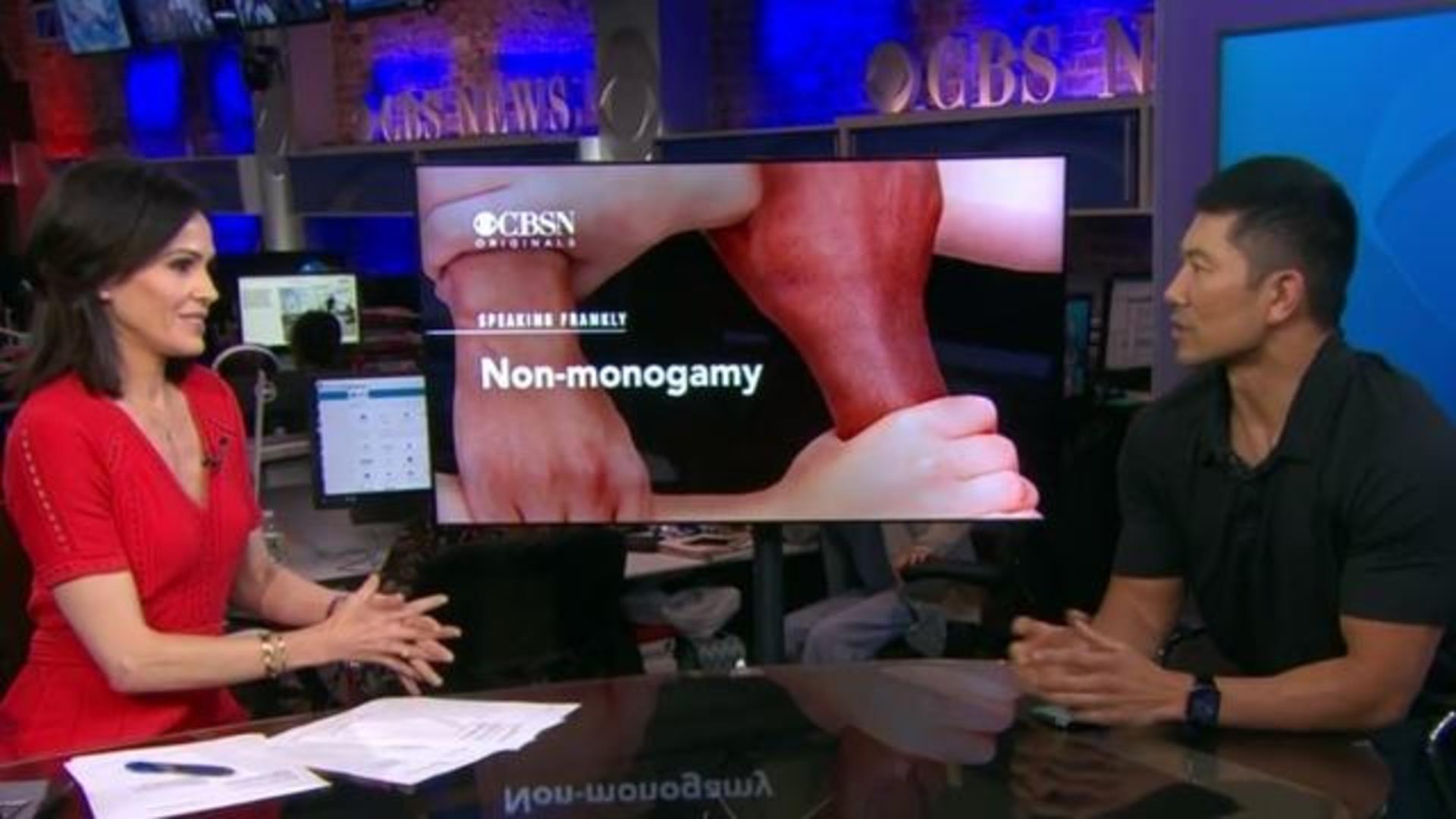 Non monogamous wife