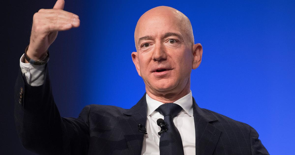 Bezos announces first winners of $10 billion climate-change pledge thumbnail