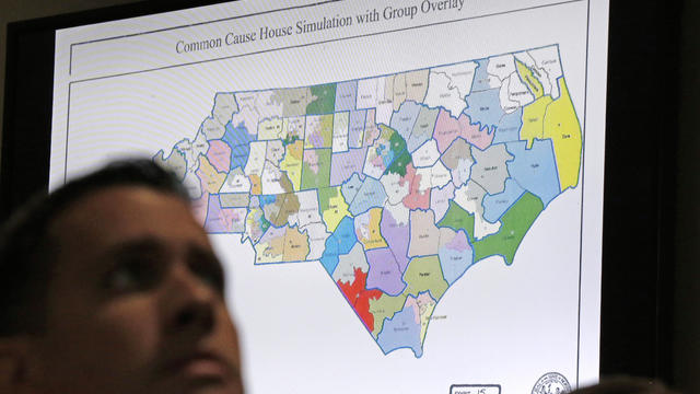 Redistricting North Carolina
