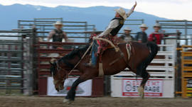 The Wrights: A family of saddle bronc riders