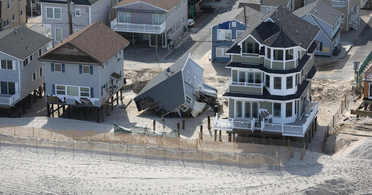 Climate change could end mortgages as we know them