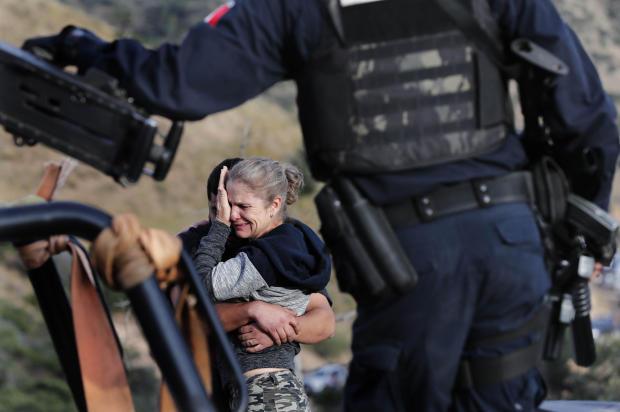 APTOPIX Mexico Border Killings