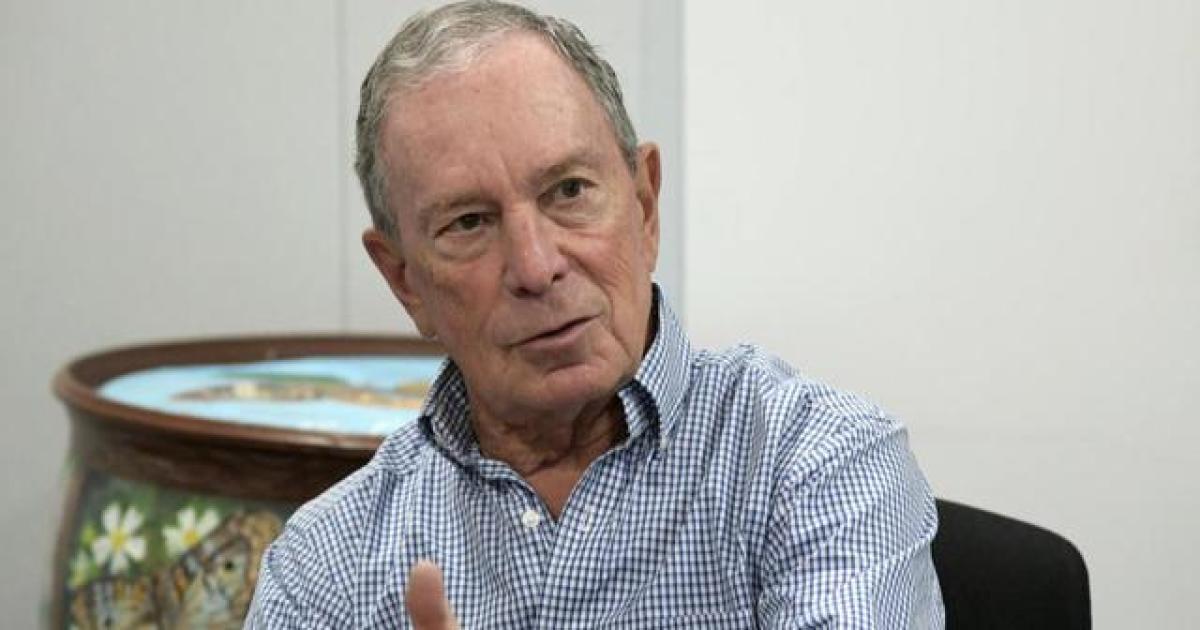 photo image How Bloomberg hopes to shape Democratic race