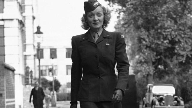 London Marlene Dietrich