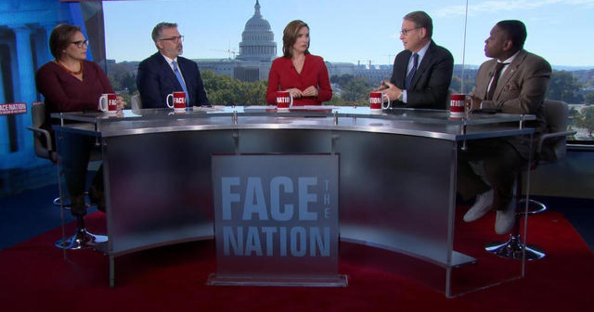 Face The Nation: Robert O'Brien, Stephen Hayes, Margaret Talev, Antjuan Seawright, Jeffrey Goldberg