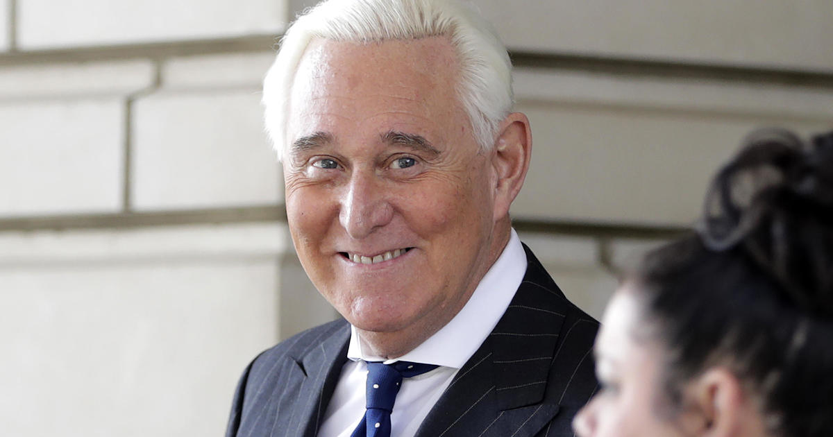 Judge in Roger Stone case says sentencing will move forward as planned