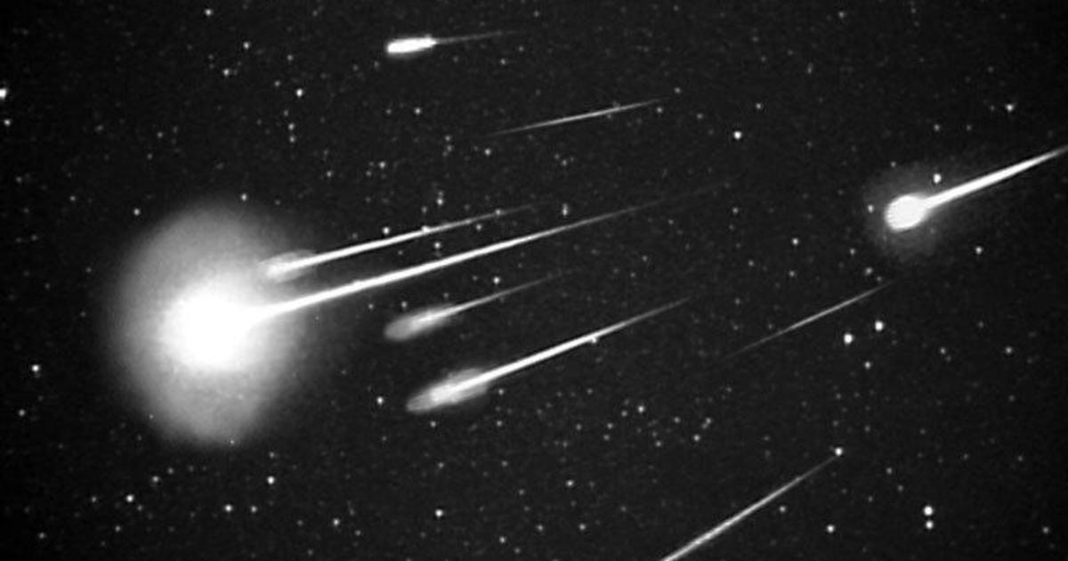 Two meteor showers are bringing shooting stars and fireballs to the night sky this week