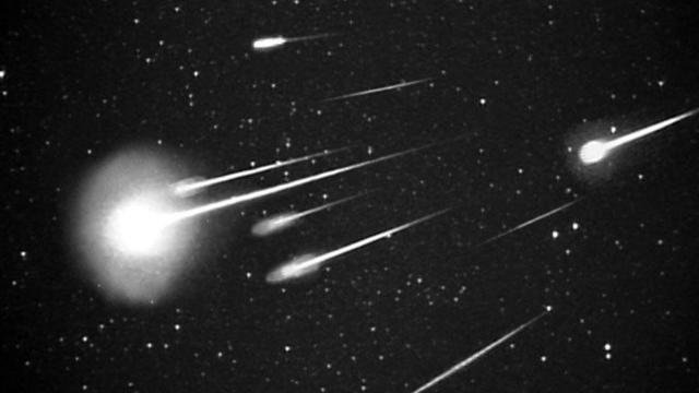 Device Tracks And Photographs Meteorites