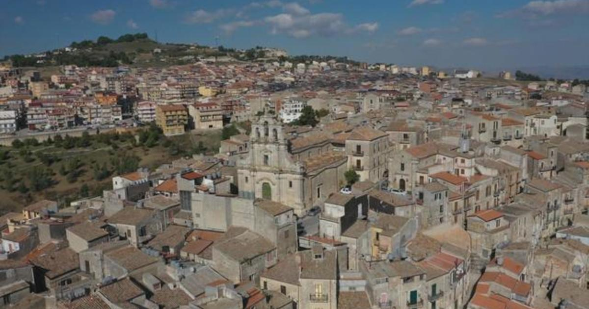 Homes in Sicily, Italy, sold for one euro — with a catch