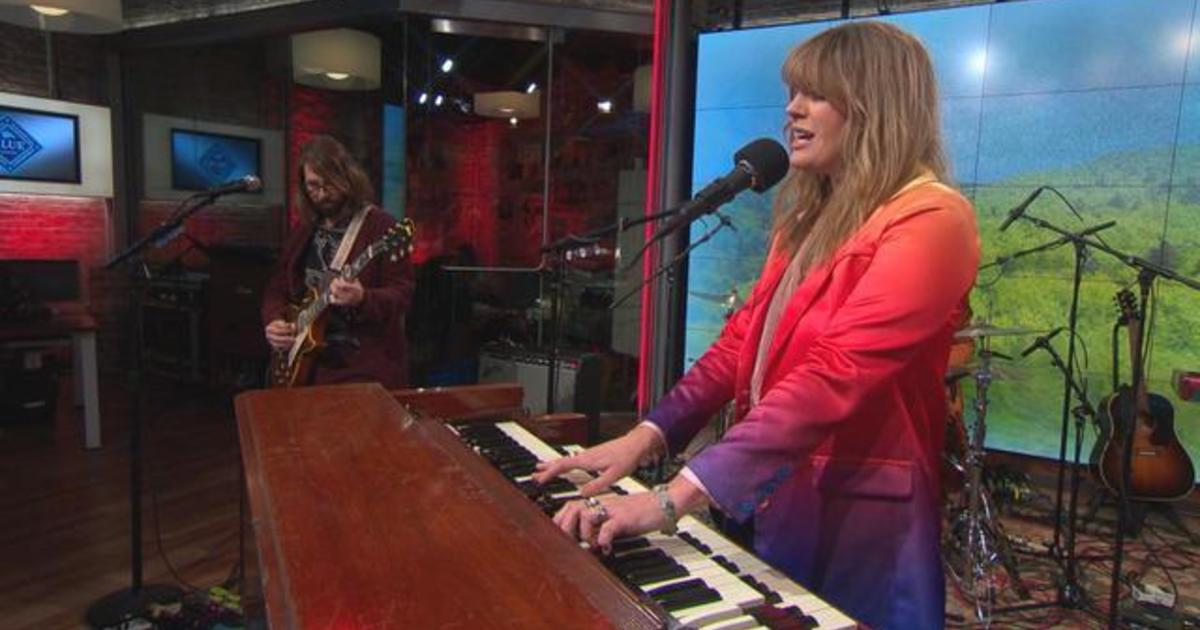 "Saturday Sessions: Grace Potter performs ""Love is Love"""