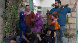 Sesame and the IRC join forces to help Syrian refugee children