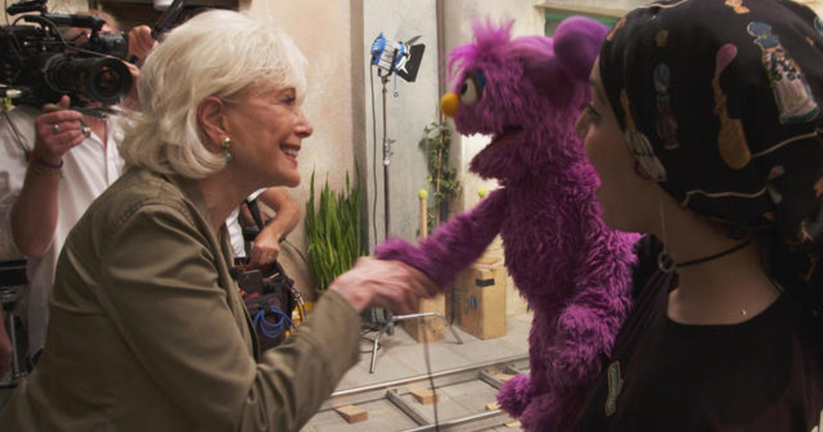 How Sesame Workshop's Muppets are teaching emotional coping tactics to children