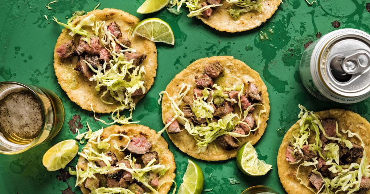 Recipe: Danny Trejo's Carne Asada Tacos - CBS News