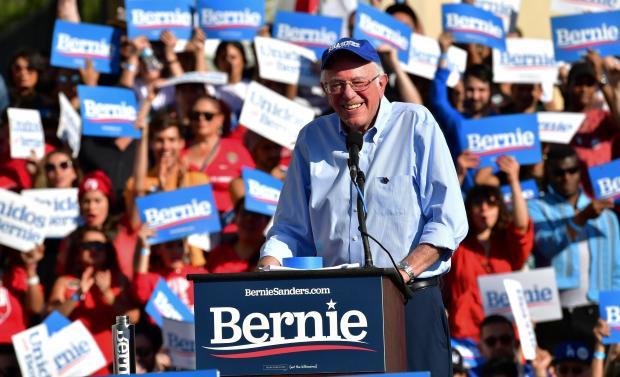 US-POLITICS-VOTE-SANDERS-2020