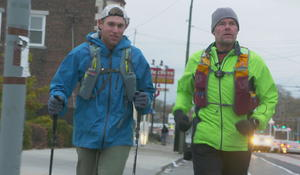 Runners battle 500 miles to raise awareness of veteran suicides