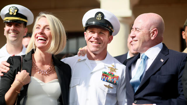 Military Trial Of Navy SEAL Eddie Gallagher Enters Jury Phase