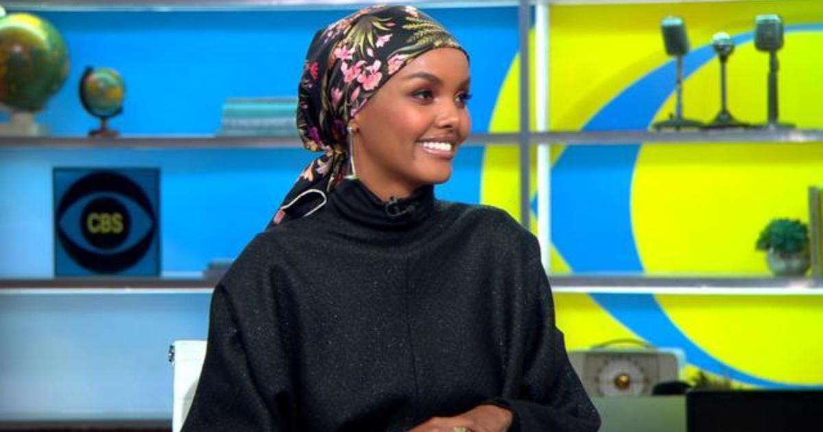 Model Halima Aden shares new project; Blacksmith classes for veterans with PTSD