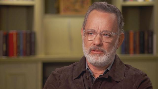 Tom Hanks As Mr Rogers Why He Took The A Beautiful Day In The Neighborhood Role After Initially Turning It Down Cbs News