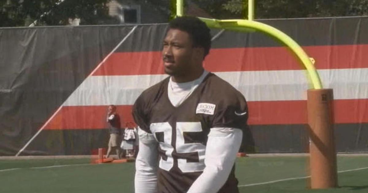 Myles Garrett appeals indefinite suspension