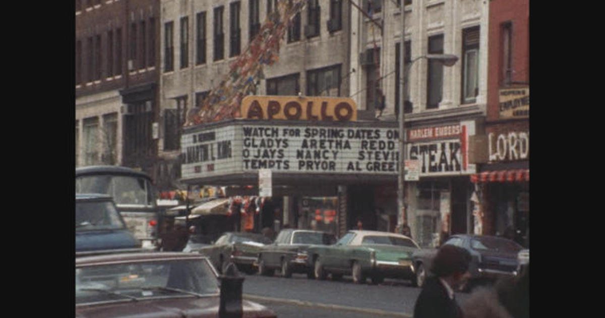 """Telling the story of The Apollo was an """"overwhelming task,"""" filmmaker says"""