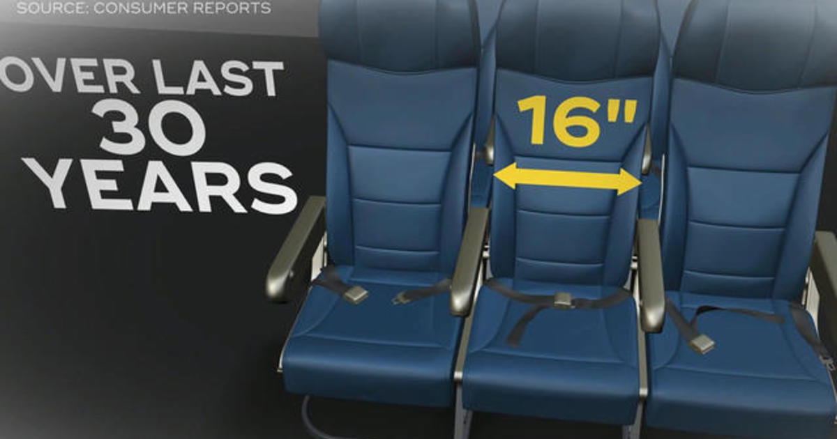 Critics slam FAA testing for airplane seat sizes