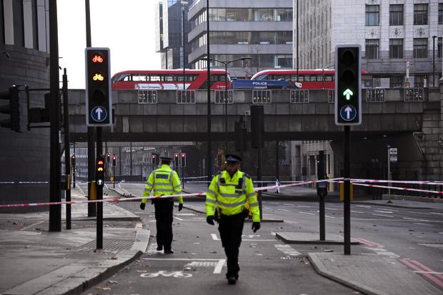 Britain London Attack