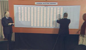 The 1969 draft lottery
