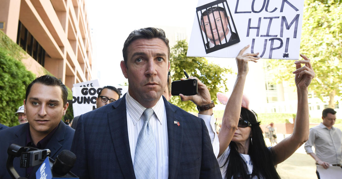 California Republican resigns from Congress after pleading guilty to campaign finance crimes