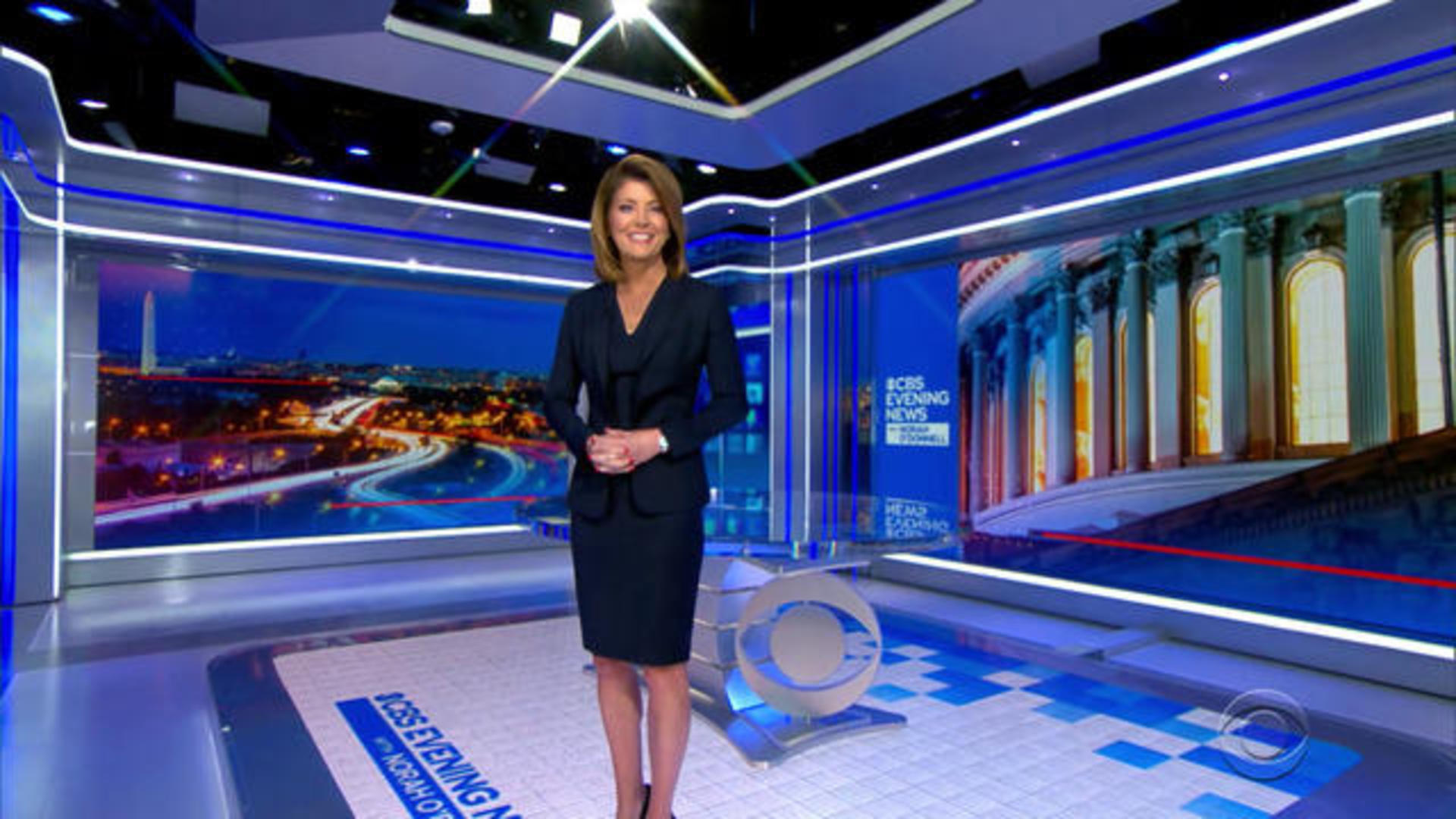 Cbs Evening News With Norah O Donnell Moves To Washington D C Cbs News