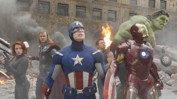 Biggest movie franchises: Marvel, Star Wars, Harry Potter and more ranked by box office