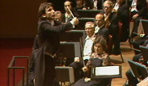From 1984: Conductor Michael Tilson Thomas