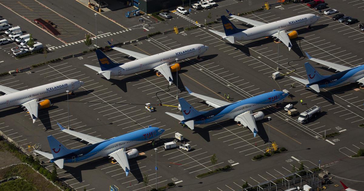 Boeing E-Mails: 737 MAX Flugzeug War