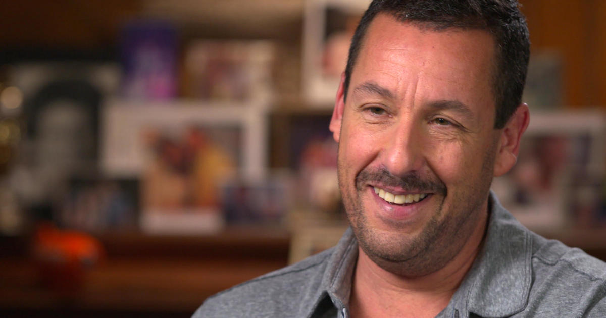 Adam Sandler: The rare comedian who says his childhood was happy