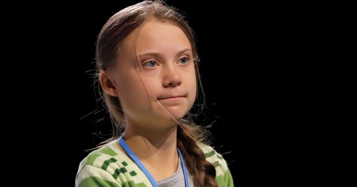 "Greta Thunberg apologizes for ""against the wall"" comment"
