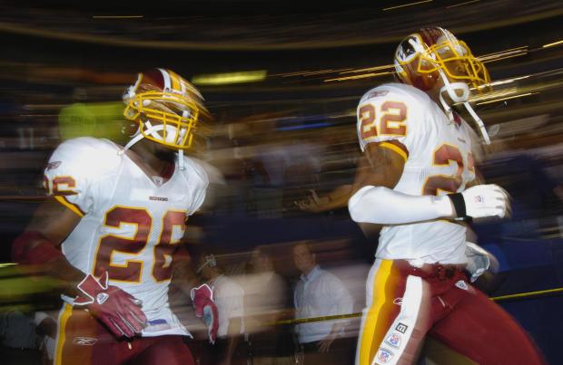 Washington Redskins vs Dallas Cowboys - September 19, 2005