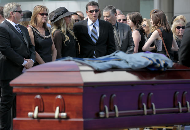 'Hour of Power' Founder Robert Schuller Eulogized In Public Ceremony