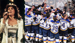"How ""Gloria"" brought glory to a St. Louis hockey team"