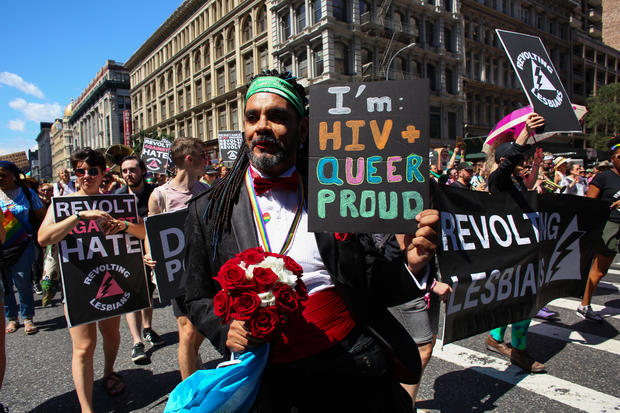 """""""Queer Liberation March"""" Organized As Alternative To Major NYC Pride Parade"""