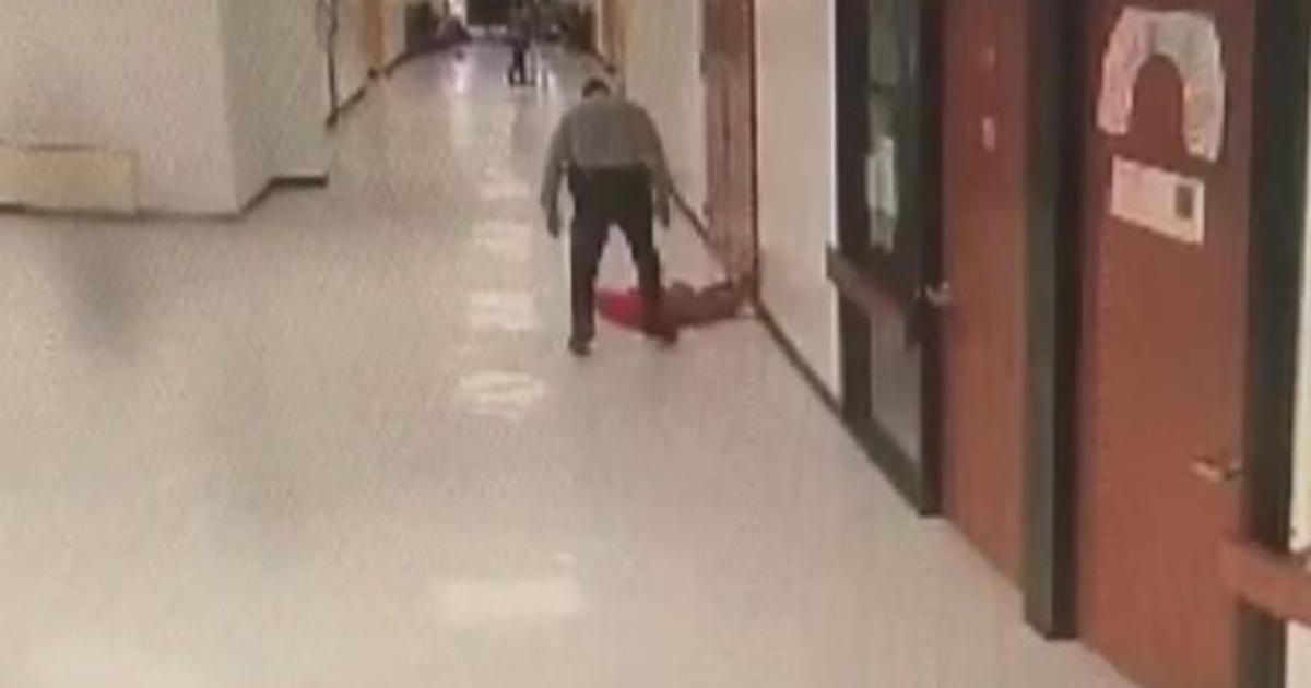 School resource officer in North Carolina slams student to the ground