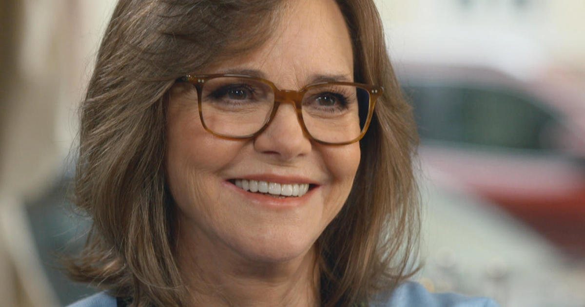 """Kennedy Center honoree Sally Field: """"Acting has healed me in a lot of ways"""""""