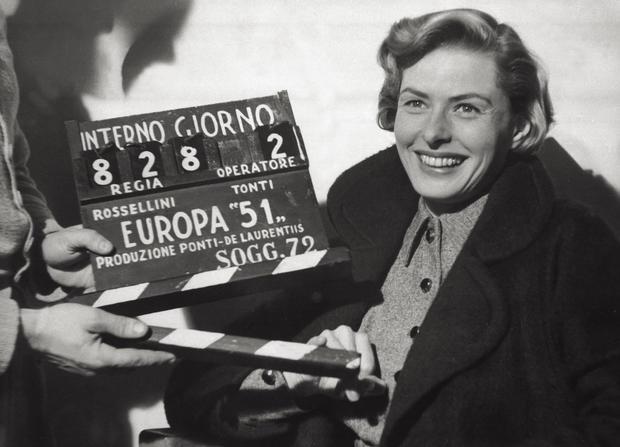 Ingrid Bergman in 'Europa '51'