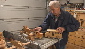96-year-old is retiring after years of toymaking