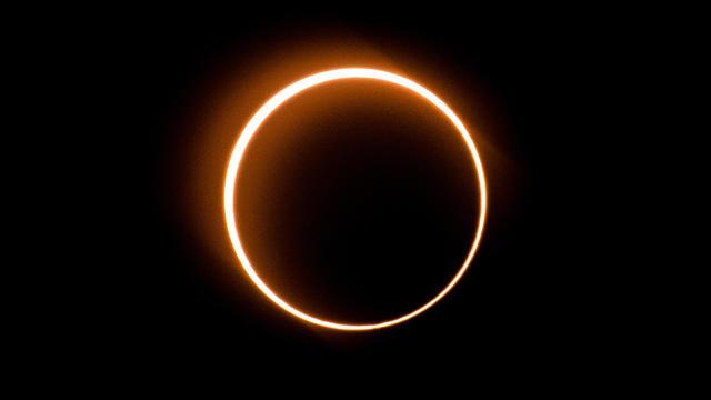 MALAYSIA-ASTRONOMY-SOLAR-ECLIPSE
