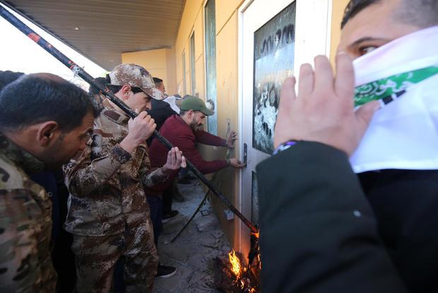 IRAQ-US-PROTEST