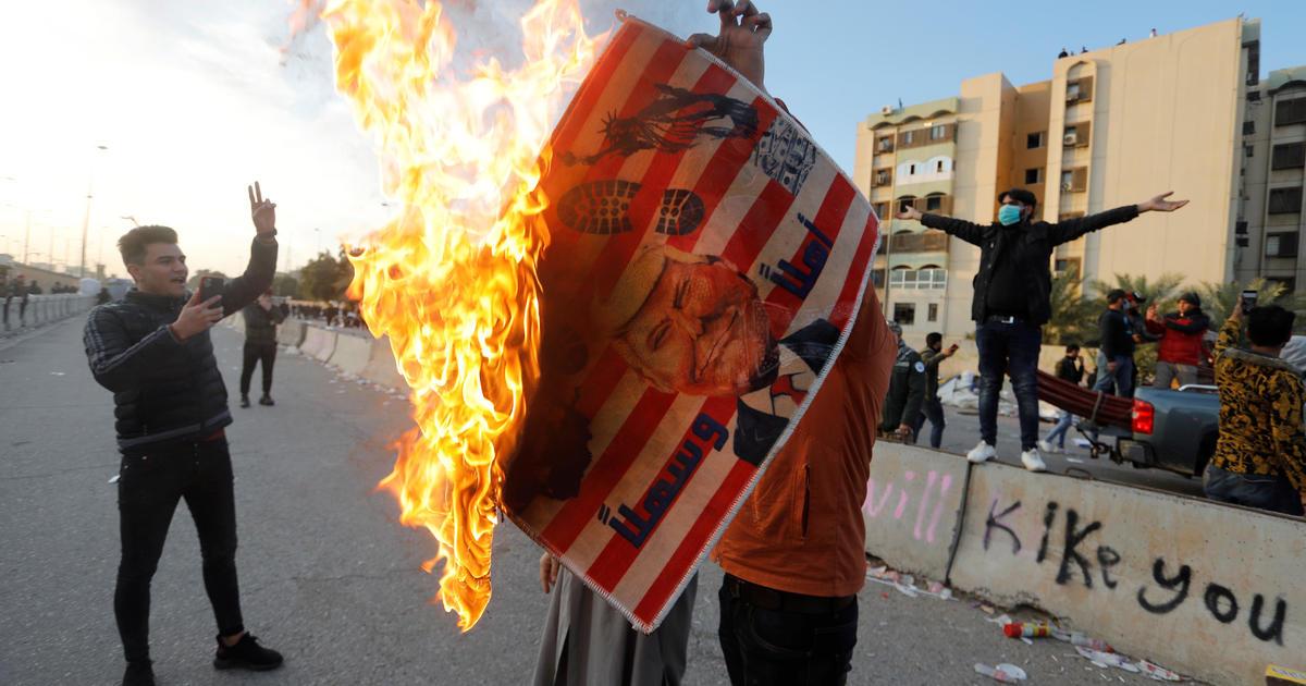Haus Billigt Begrenzung der Präsident den Krieg Macht Inmitten Iran Spannungen