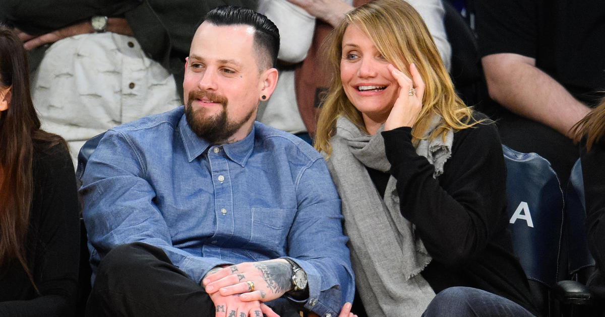 Cameron Diaz and Benji Madden announce birth of first child thumbnail