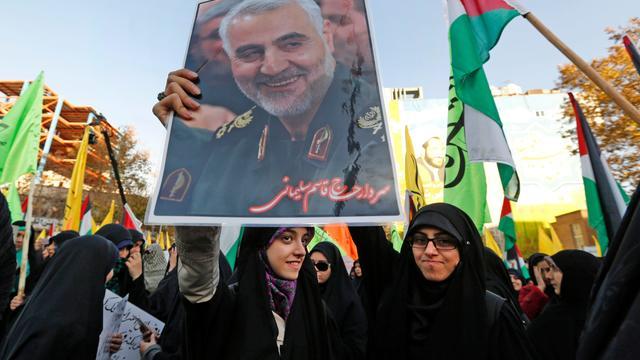 IRAN-US-ISRAEL-PALESTINIAN-CONFLICT-JERUSALEM