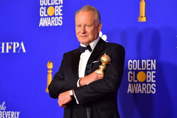 Stellan Skarsgard — Golden Globes 2020