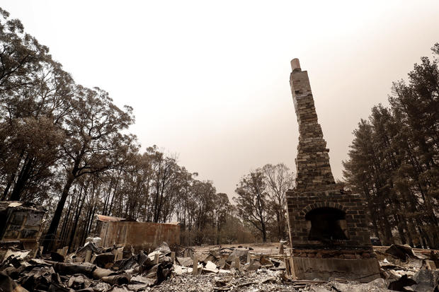 Evacuations Continue Across East Gippsland As State Of Disaster Is Declared